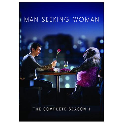 Man Seeking Woman The Complete Season 1