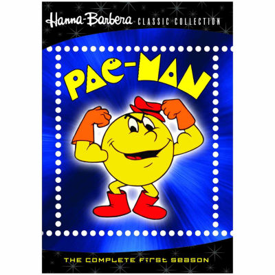 Pac-Man The Complete First Season