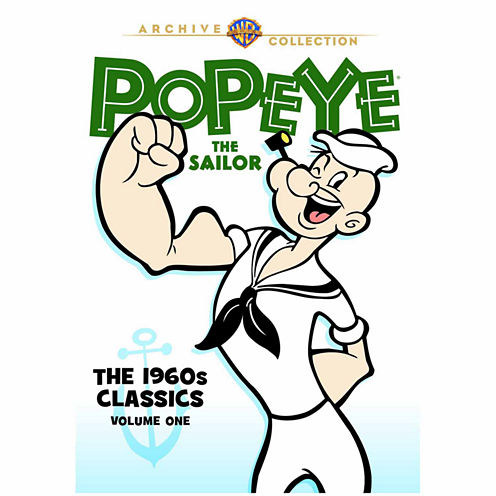 Popeye The 1960S Animated Classics Collection