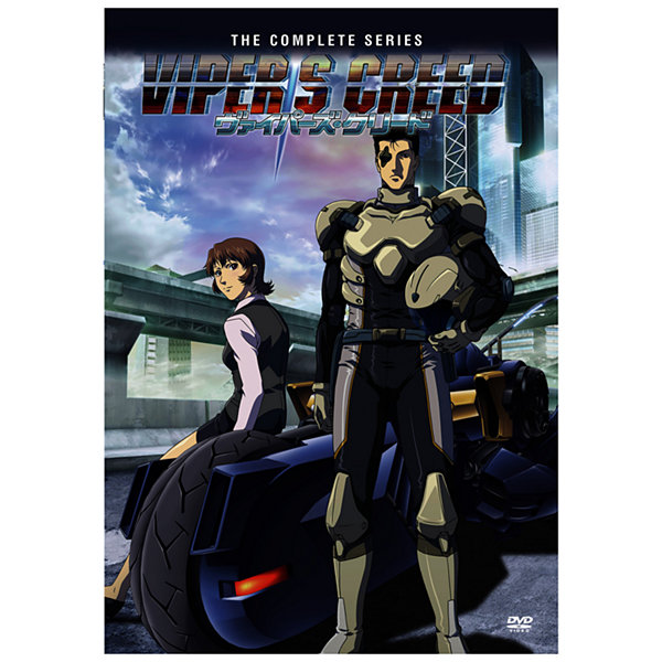 Viper'S Creed The Complete First Season