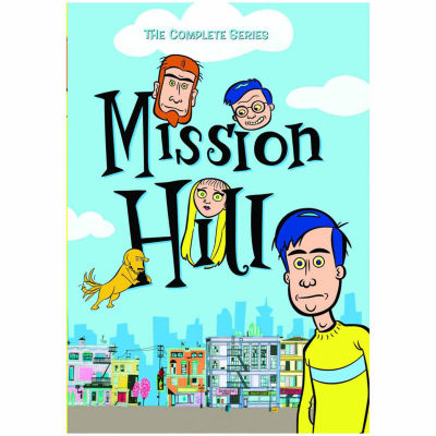Mission Hill The Complete Series