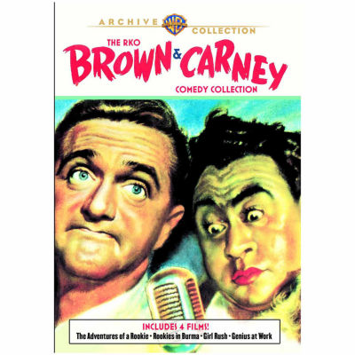 Rko Brown & Carney Comedy Collection