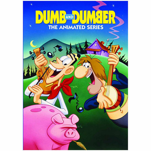 Dumb And Dumber Animated Series
