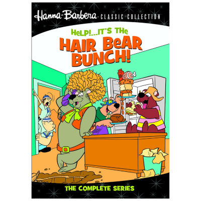 Help! It'S The Hairbair Bunch Complete Series