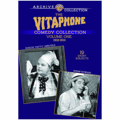 The Vitaphone Comedy Collection Volume One