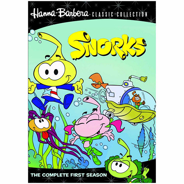 Snorks The Complete Season 1