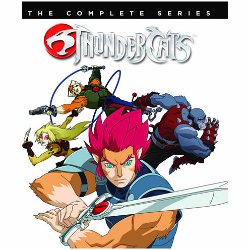 Thundercats The Complete Series