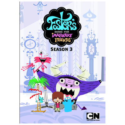 Foster'S Home For Imaginary Friends The Complete Third Season