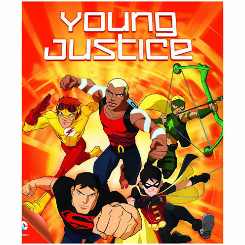 Young Justice: The Complete First Season Blu-Ray