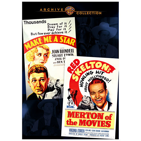 Make Me A Star/Merton Of The Movies