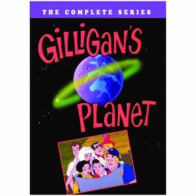 Gilligan'S Planet: The Complete Animated Series