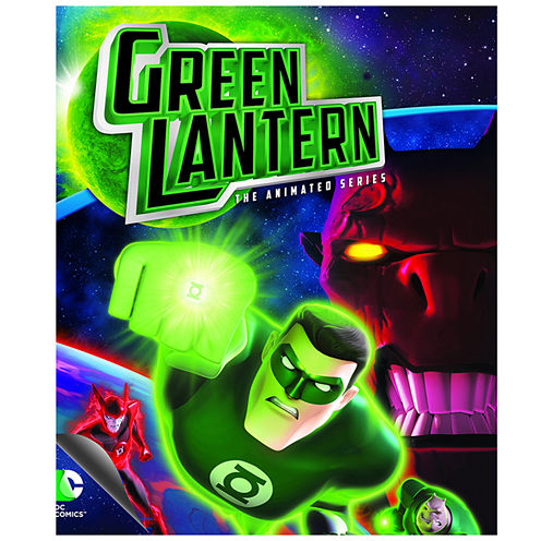 Green Lantern Animated Series Season 1
