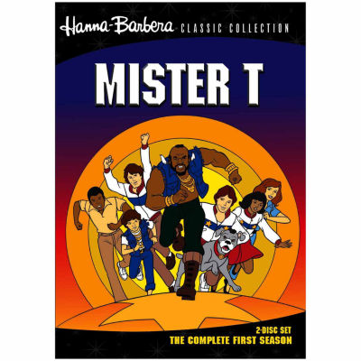 Mister T: The Complete First Season Animated Series