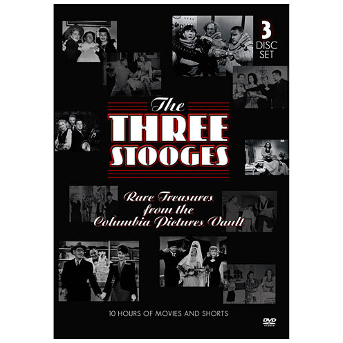 The Three Stooges Rare Treasures From The ColumbiaPictures Vault