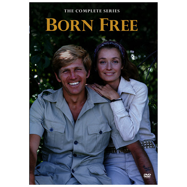 Born Free The Complete First Season