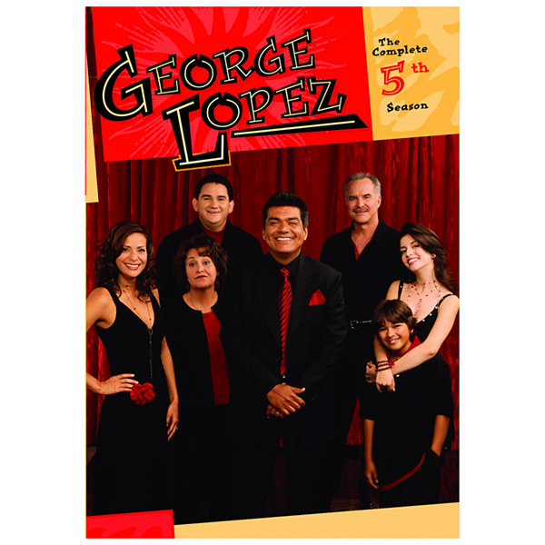 The George Lopez Show: The Complete Fifth Season