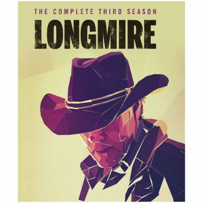 Longmire: The Complete Third Season Blu-Ray