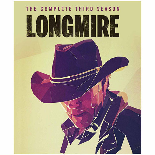 Longmire: The Complete Third Season Blu-Ray