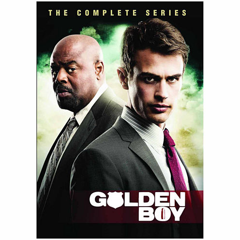 Golden Boy: The Complete Series