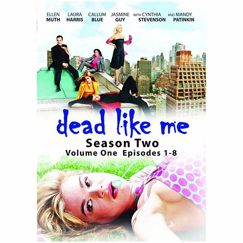 Dead Like Me: The Complete Series Plus Bonus Movies White Lightning & The End