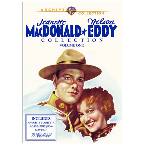Jeanette Macdonald & Nelson Eddy Collection Volume1