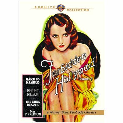 Forbidden Hollywood Collection Volume 5