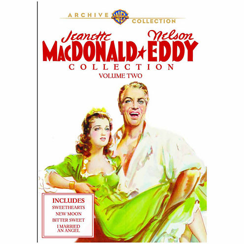 Jeanette Macdonald & Nelson Eddy Collection Volume2