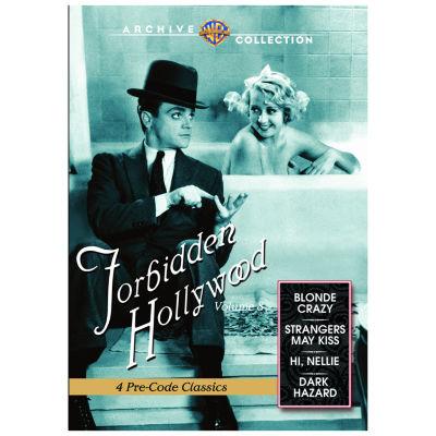 Forbidden Hollywood Collection Volume 8