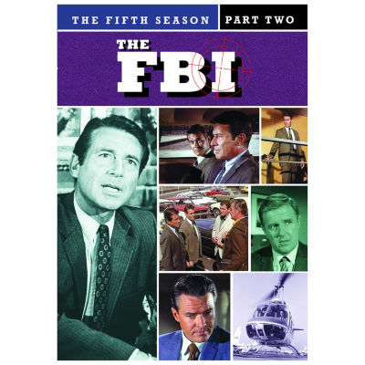 Fbi: The Complete Fifth Season