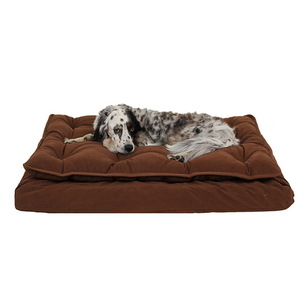 Dog Beds: Sweet Dreams for Your Dogs Your four legged friend needs a dedicated place to sleep, and you want to keep your home décor stylish and fur free. JCPenney has exactly what you need!