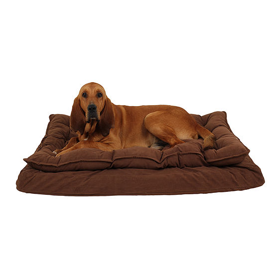 Carolina Pet Company Luxury Pillow Top Mattress Pet Bed