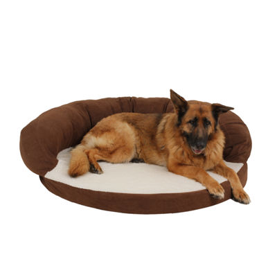 Carolina Pet Company Ortho Sleeper Bolster Bed