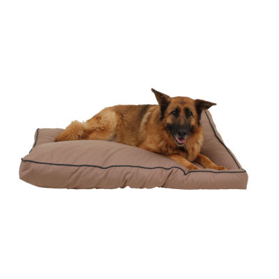 Carolina Pet Company Indoor/Outdoor Jamison Faux Gusset Dog Bed
