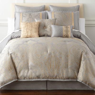 Home Expressions Carlisle 7 Pc. Comforter Set