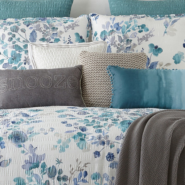 Jc Penney Home Collection: JCPenney Home Clarissa 4-pc. Reversible Comforter Set