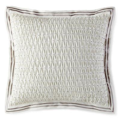JCPenney Home Clarissa Square Decorative Pillow