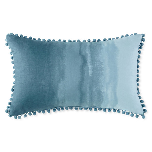 Jcpenney Decorative Throw Pillows : JCPenney Home Clarissa Oblong Decorative Pillow - JCPenney