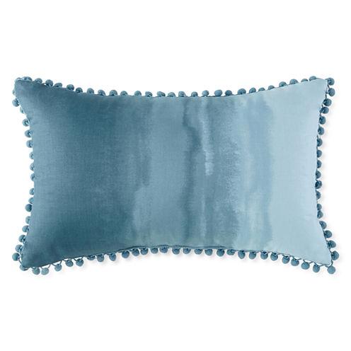 JCPenney Home Clarissa Oblong Decorative Pillow