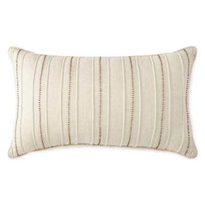 JCPenney Home Oblong Throw Pillow