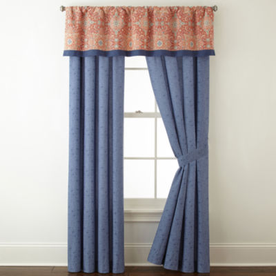 JCPenney Home Adeline 2-pack Curtain Panels