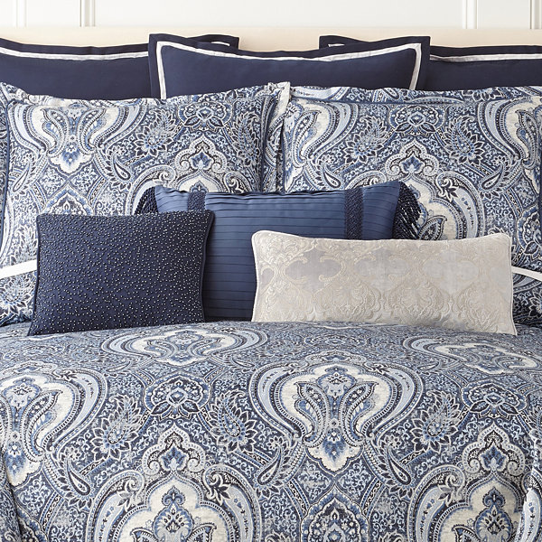 Royal Velvet Modena 4-pc Comforter Set