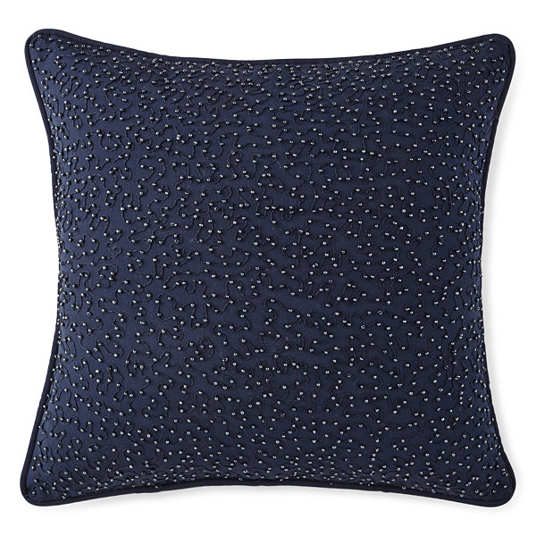 "Royal Velvet® Modena 16"" Square Pillow"