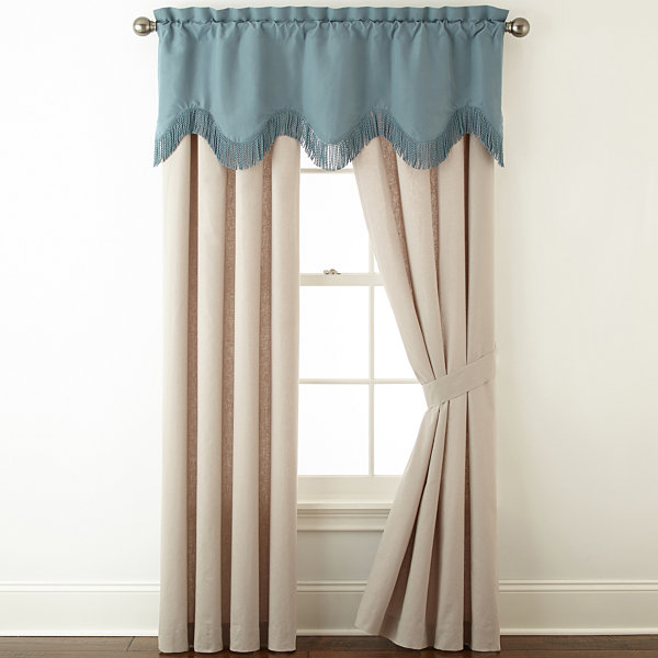 Royal Velvet Sienna Curtain Panels