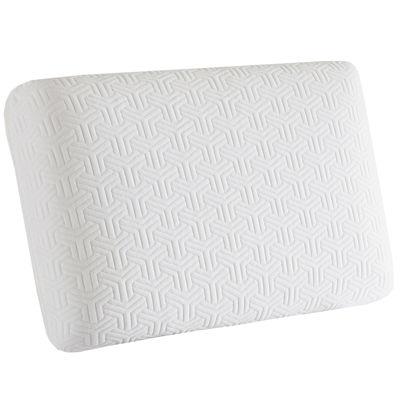 Sleep Philosophy Classic Gel Memory Foam Memory Foam Medium Pillow