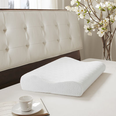 Classic Gel Memory Foam Memory Foam Medium Pillow