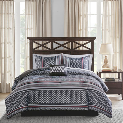 Libson 9-pc. Comforter Set