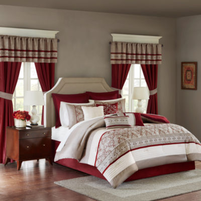 Madison Park Katarina 24-pc. Comforter Set