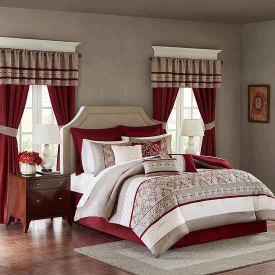 Madison Park Katarina 24-pc. Comforter Set