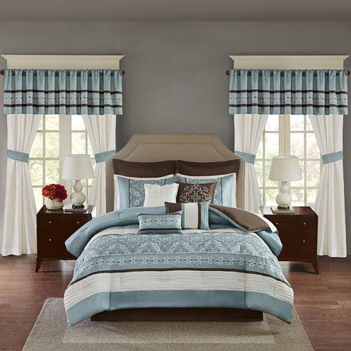 Madison Park Katarina Comforter Set