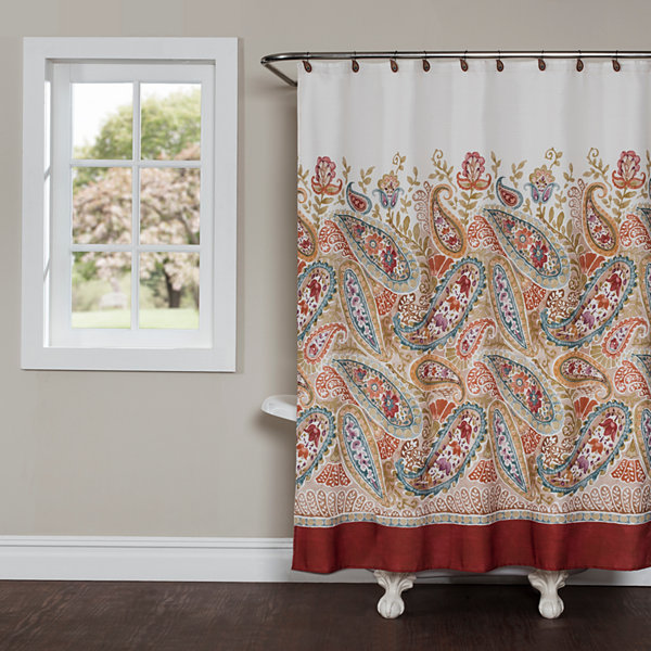 Saturday Knight Persia Shower Curtain